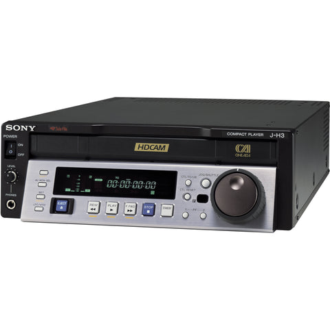 Sony JH3 HDCAM Digital Video Cassette Player