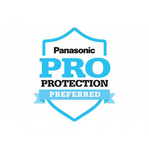 Panasonic Pro Protection Preferred Extended Warranty