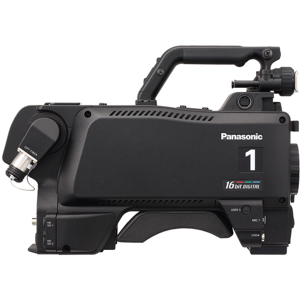 "Panasonic AK-HC3800 2/3"" HD Broadcast Camera"