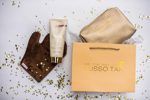 Lusso Flawless Tan Gift Set - Lotion