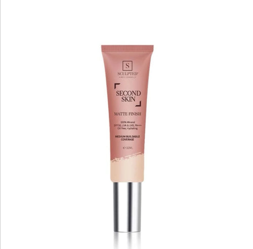 Sculpted Second Skin Matte Foundation