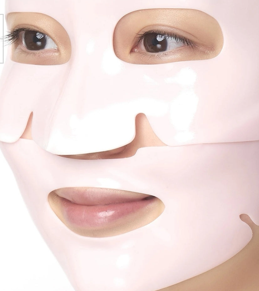 Cryo Rubber Mask with Firming Collagen