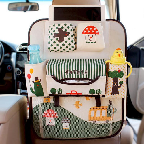 Backseat Baby Organizer