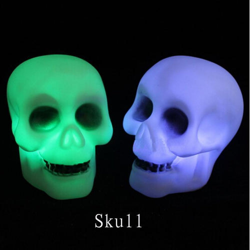 Skull LED Lantern Light