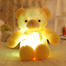 Load image into Gallery viewer, Light Up LED Teddy Bear