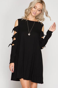 Mia Dress - Black