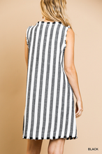 Kira Striped Dress