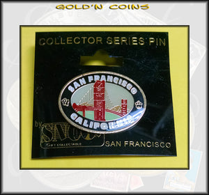 San Francisco California Lapel/Collector Pin