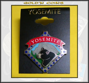 Yosemite California Lapel/Collector Pin