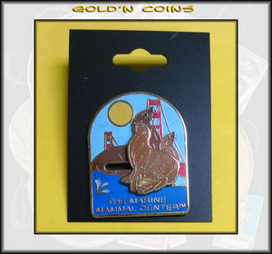 Marine Mammal Center San Francisco Lapel/Collector Pin