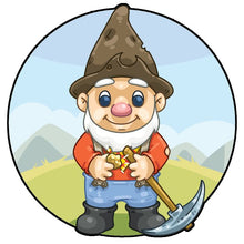 Munzee Madness Garden Gnome - PLAYER NAME REQUIRED LIMIT 1
