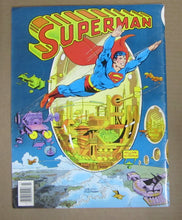 "DC SUPERMAN GIANT ""FAMOUS 1ST EDITION"" - GOOD CONDITION"