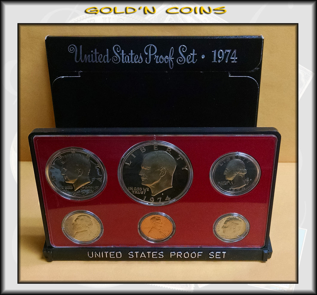 1974-S United States Proof Set