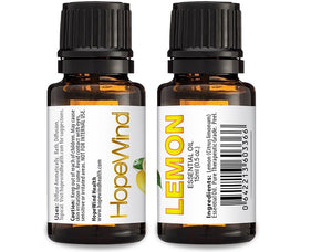 Lemon Essential Oil - 100% Pure