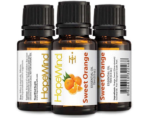 Orange, Sweet Essential Oil - 100% Pure