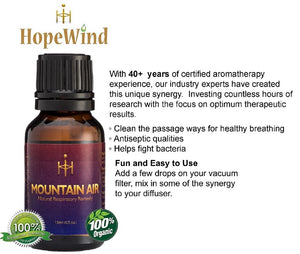 MOUNTAIN AIR Breathe Essential Oil Blend