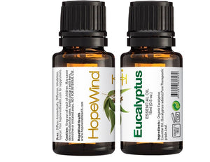 Eucalyptus Essential Oil - 100% Pure