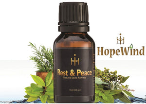 REST & PEACE Sleep Essential Oil Blend
