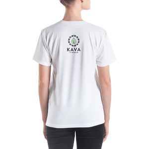 Women's V-neck - Keep Calm and Drink Kava