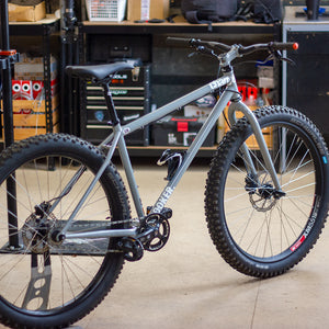 SOLD! CHARGE COOKER 0 27+ HARDTAIL :: £350.00