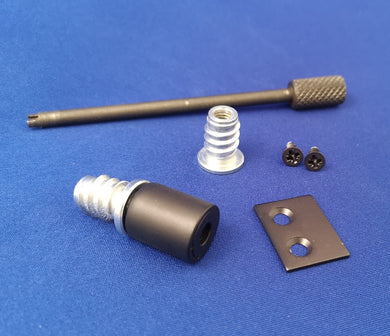 Sash Restrictor - 19mm Heavy Duty  Oil Rubbed Bronze