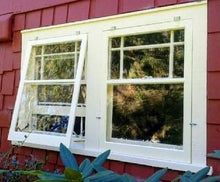 Opening Storm window hardware