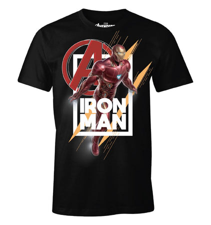 T-shirt Avengers Endgame Marvel - Iron Man Avenger