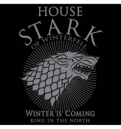 T-shirt Game of Thrones - House Stark