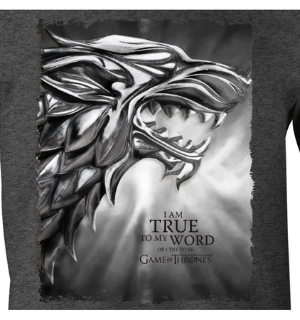 T-shirt Game of Thrones - I am the sword