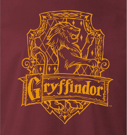 T-shirt Harry Potter - Gryffindor School