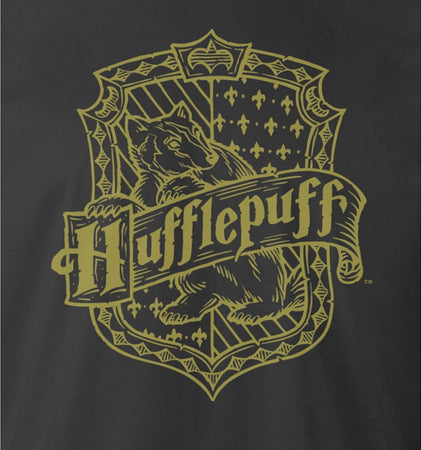 T-shirt Harry Potter - Poufsouffle School
