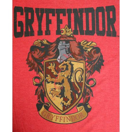 Tshirt  Harry Potter - Gryffindor School