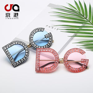 2018 new design DG sunglasses