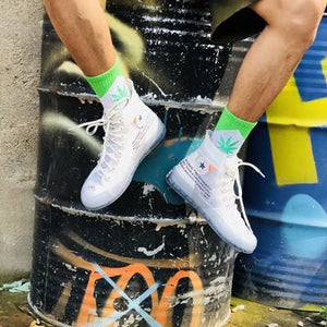 Fashion Transparent Sports Shoes