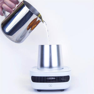 Cupcooler Instant Cooling Cup Smart Device Mini Mobile Refrigerator Speed Refrigeration Cup Strong High-Speed Cooling