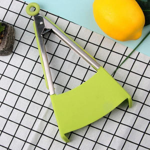 Amazing 2-in-1 Spatula and Tongs-Kitchen & Dining-skrstar.com-
