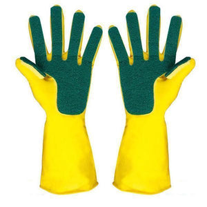 Creative Dishwashing Gloves-Kitchen & Dining-skrstar.com-Double-