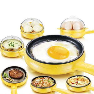 Multi-functional Electric Frying Pan-Kitchen & Dining-skrstar.com-