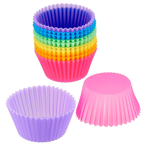 Reusable Silicone Baking Cups Cake Cups-Kitchen & Dining-skrstar.com-1-