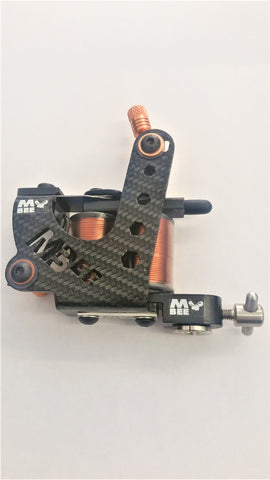 carbon fiber-tattoo machine-mickybee