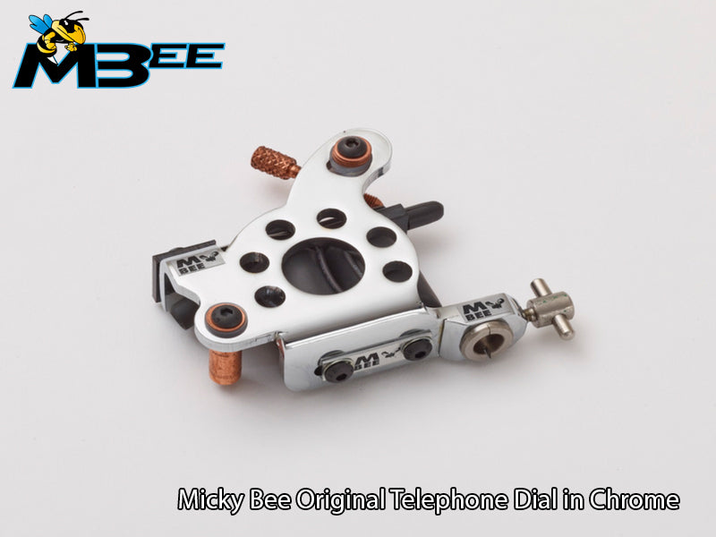 tattoo machines telephone dial - MickyBee tattoo supplies
