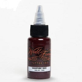 World famous ink 30ml - Standard colours 2 - MickyBee tattoo supplies