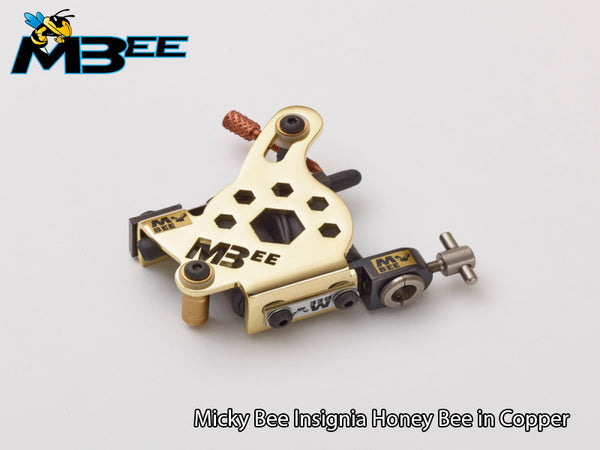 INSIGNIA HONEY BEE SHADER MACHINE BY MICKY BEE - ALL COLOURS