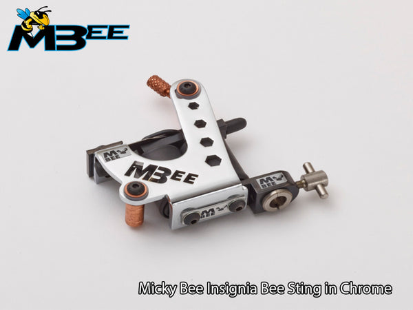 TATTOO MACHINE-INSIGNIA STING-micky bee - MickyBee tattoo supplies