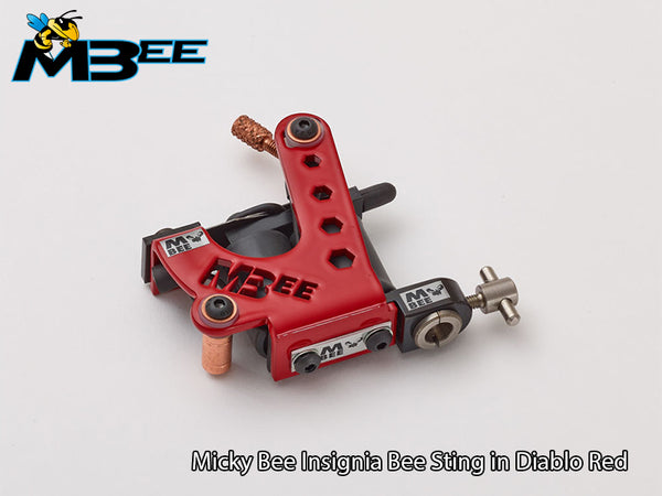 CUSTOM MADE INSIGNIA MICKY BEE TATTOO MACHINE