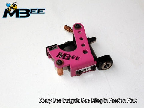 LINER TATTOO MACHINES-INSIGNIA BEE STING- MICKY BEE - MickyBee tattoo supplies