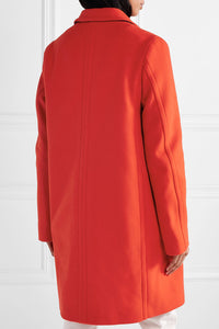 STELLA MCCARTNEY-Wool-blend coat