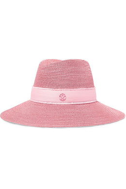 MAISON MICHEL-Kate straw hat
