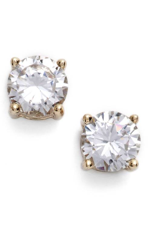Crystal Stud Earrings GIVENCHY