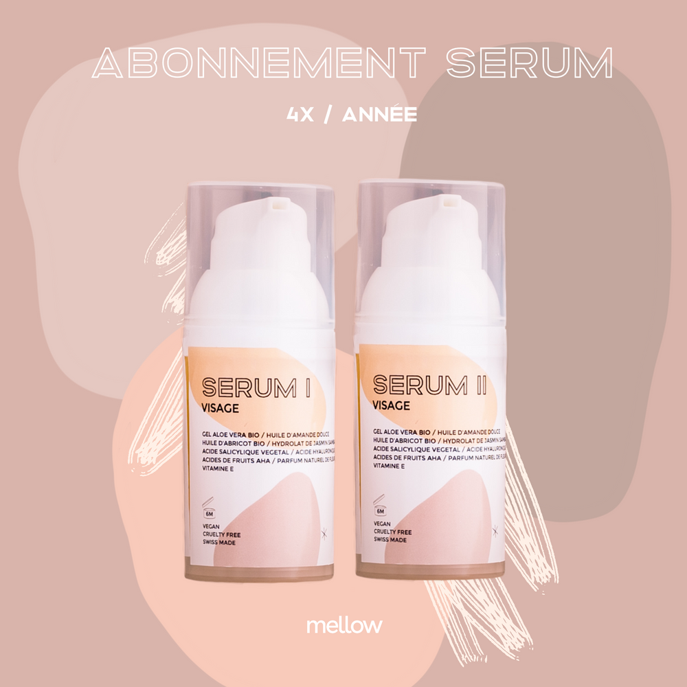 Abonnement Sérum